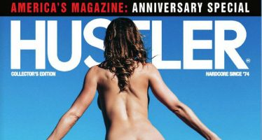 Hustler Magazine Anniversary Special