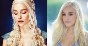 Daenerys Targaryen - naomi woods