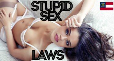 Stupid Sex Laws in Georgia