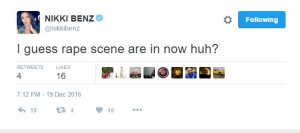 Nikki Benz Brazzers Rape