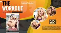 Kayla Kayden Gets an Orgasmic Workout in the Latest Movie Release from Fucking Awesome