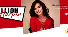 Dillion Harper Heads to Las Vegas for the 2020 Adult Entertainment Expo