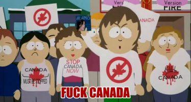 Fuck you Canada